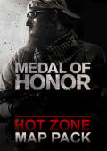 Medal of Honor: Hot Zone Map Pack Windows Front Cover