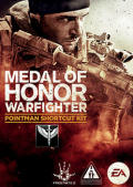 Medal of Honor: Warfighter - Point Man Shortcut Pack Windows Front Cover