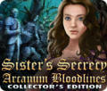 Sister's Secrecy: Arcanum Bloodlines (Collector's Edition) Windows Front Cover