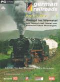 German Railroads: Volume 3 - Dampf im Werratal Windows Front Cover