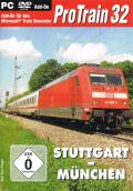 ProTrain 32: Stuttgart - Munich Windows Front Cover