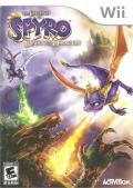 The Legend of Spyro: Dawn of the Dragon Wii Front Cover
