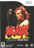 AC/DC Live: Rock Band - Track Pack Wii Front Cover