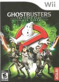Ghostbusters: The Video Game Wii Front Cover