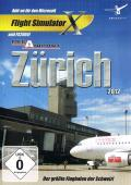 Mega Airport Zurich 2012 Windows Front Cover German Version - Front