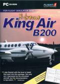 X-treme King Air B200 Windows Front Cover