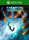 Tachyon Project Xbox One Front Cover 1st version