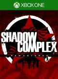 Shadow Complex: Remastered Xbox One Front Cover 1st version