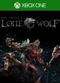 Joe Dever's Lone Wolf: HD Remastered Xbox One Front Cover