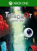 Tetrobot and Co. Xbox One Front Cover 1st version