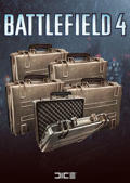 Battlefield 4: 5x Silver Battlepacks Windows Front Cover