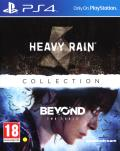 Heavy Rain & Beyond: Two Souls Collection PlayStation 4 Front Cover