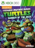 Teenage Mutant Ninja Turtles: Danger of the Ooze Xbox 360 Front Cover