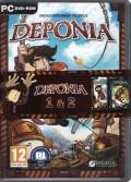 Deponia 1 & 2 Windows Front Cover W/ Banderole
