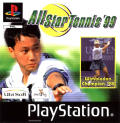 All Star Tennis '99 PlayStation Front Cover