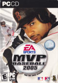 MVP Baseball 2005 Windows Front Cover