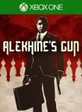 Alekhine's Gun Xbox One Front Cover