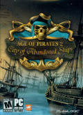 Age of Pirates 2: City of Abandoned Ships Windows Front Cover