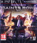Saints Row IV (Commander in Chief Edition) PlayStation 3 Front Cover