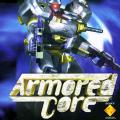 Armored Core PlayStation 3 Front Cover
