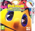 Pac-Man and the Ghostly Adventures Nintendo 3DS Front Cover