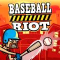 Baseball Riot PlayStation 4 Front Cover