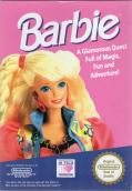 Barbie NES Front Cover