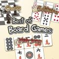 Best of Board Games PS Vita Front Cover