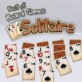 Best of Board Games: Solitaire PS Vita Front Cover