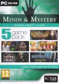 Minds & Mystery: 5 Game Pack Windows Front Cover