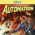 Fallout 4: Automatron PlayStation 4 Front Cover