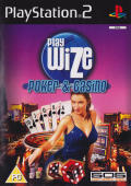 Payout: Poker & Casino PlayStation 2 Front Cover