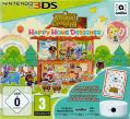 Animal Crossing: Happy Home Designer (NFC Reader/Writer Bundle) Nintendo 3DS Front Cover