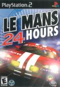 Le Mans 24 Hours PlayStation 2 Front Cover