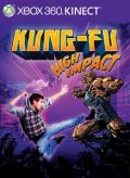 Kung-Fu: High Impact Xbox 360 Front Cover