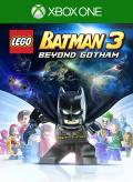 LEGO Batman 3: Beyond Gotham Xbox One Front Cover