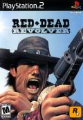 Red♦Dead Revolver PlayStation 2 Front Cover