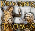 The Lord of the Rings: The Two Towers J2ME Front Cover