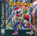 Pandemonium! PlayStation Front Cover