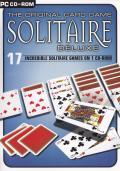 Solitaire Deluxe Windows Front Cover