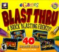 Blast Thru Windows Front Cover