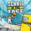 Tennis in the Face PlayStation 3 Front Cover