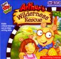 Arthur's Wilderness Rescue Windows Front Cover