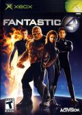 Fantastic 4 Xbox Front Cover