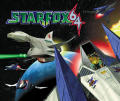 Star Fox 64 Wii U Front Cover