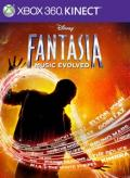 Disney Fantasia: Music Evolved Xbox 360 Front Cover
