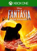 Disney Fantasia: Music Evolved Xbox One Front Cover