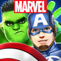 Marvel Avengers Academy iPad Front Cover