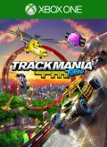 Trackmania: Turbo Xbox One Front Cover 1st version