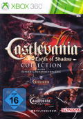 Castlevania: Lords of Shadow Collection Xbox 360 Front Cover